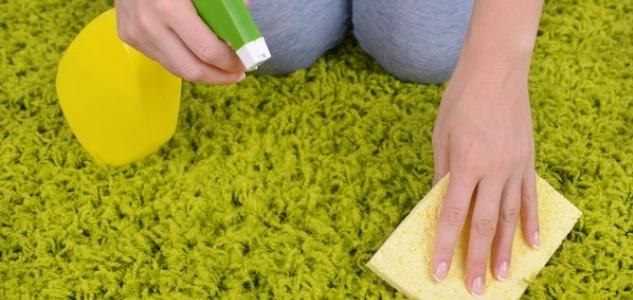 Как и чем почистить ковер от запаха в домашних условиях